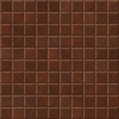 Tiled seamless wooden cubes cobble tiles blocks design background