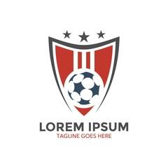 unique soccer logo