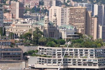 Monte-Carlo; city; urban area; metropolitan area; skyline
