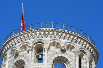 Piazza dei Miracoli; landmark; sky; building; structure