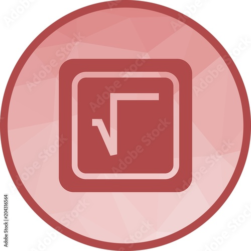 Square Root Symbol Stock Image And Royalty Free Vector Files On