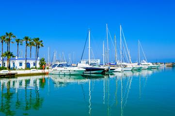 Puerto Deportivo Marinas de Estepona, Andalusia, Spain