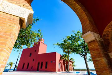 Castillo de Bil Bil, Benalmadena, Andalusia, Spain