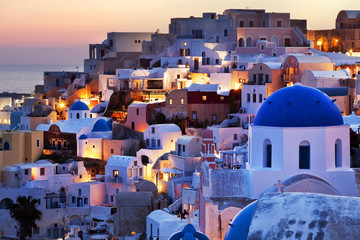 Greece/Cyclades, Santorini island