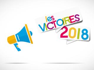 megaphone : victoires 2018