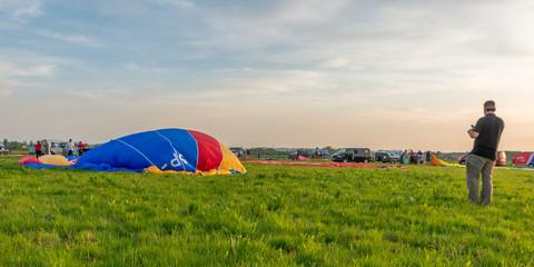 Foto op Aluminium Luchtsport Hot Air Balloons