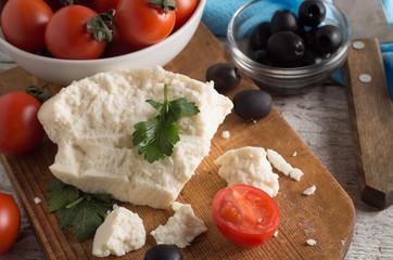 Greek feta cheese