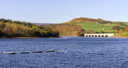 Lady Bower Reservoir UK