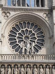 Rosone della Cattedrale di Notre-Dame, Parigi