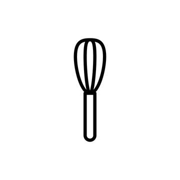 whisk icon vector illustration