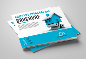 Infographic Brochure Layout