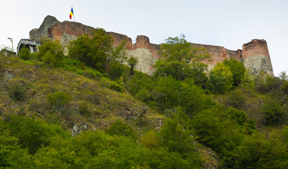Photo of real castle of Dracula which is landmark