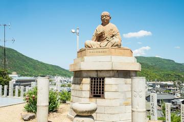 香川県 小豆島  寺