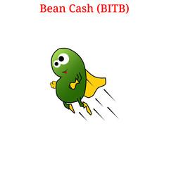 Vector Bean Cash (BITB) logo