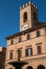 Scorci di Osimo, Ancona, Marche, Italia