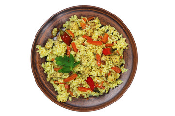 food, pilaf, meal, ooking, indian, eating outdoor, basmati, asian, delicious, authentic food, copy space