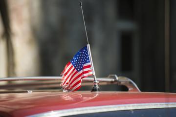 US Flagge, Fahne