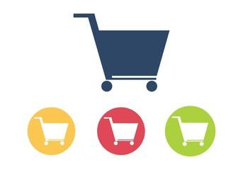 Trolley logo icon