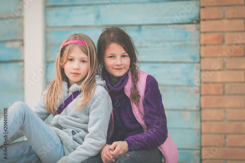 very young looking girls