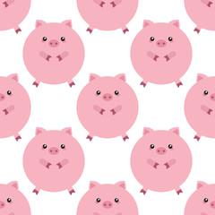 Fat pig pattern