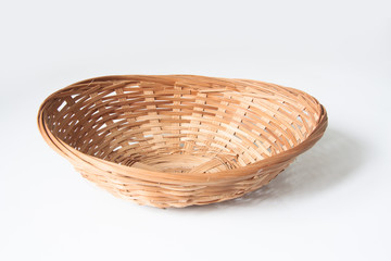 baked wood basket 3