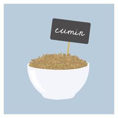 Vector Spice - Cumin