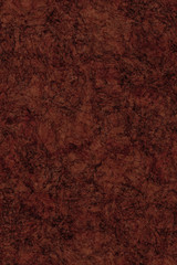 High Resolution Photograph Of Striped Dark Brown Pastel Paper Mottled Coarse Grain Grunge Texture