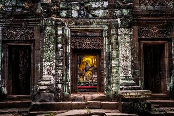 Wat Pho Champasak Historic Site, Laos