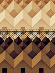 Fence Houses: Dividing Skin