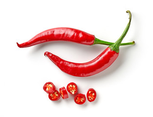 Canvas Prints Hot chili peppers red hot chili pepper
