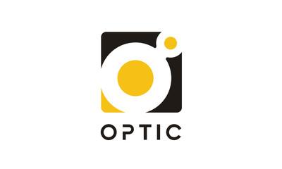 Optic / Initial O logo design inspiration