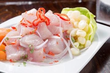 CEBICHE, Peruvian Food