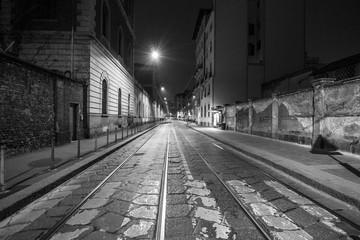 Milano, Scene Notturne