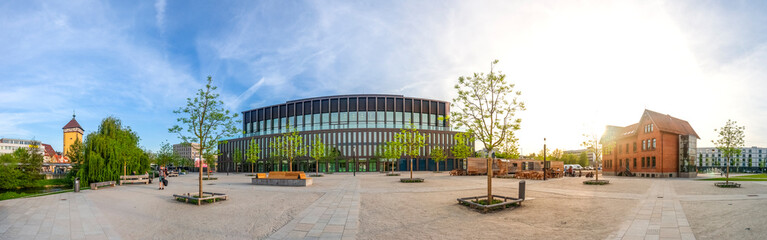 Reutlingen, Stadthalle