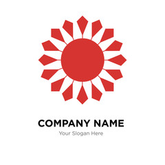 chiller company logo design template, colorful vector icon for your business, brand sign and symbol