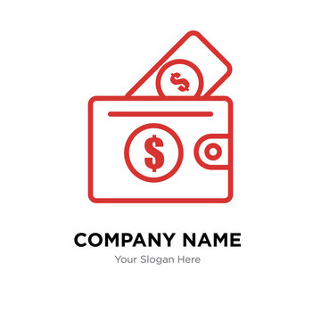 affordability company logo design template, colorful vector icon for your business, brand sign and symbol