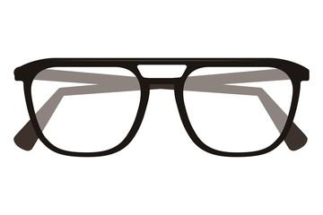 eye glasses isolated icon vector illustration design