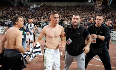 Greek Cup Final - AEK Athens vs PAOK Salonika