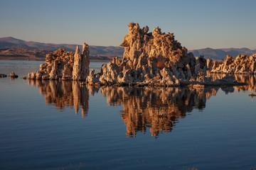 Tufa at Mono Lake, California