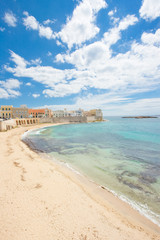 Gallipoli, Apulia - Magnificent coastline of an impressive italian city
