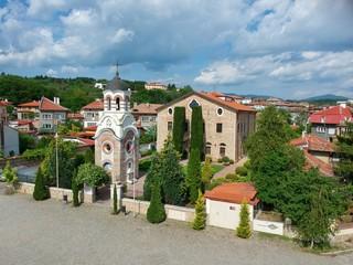 St. Prophet Elijah Cathedral in Kazanlak Bulgaria