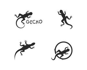 Gecko logo vector