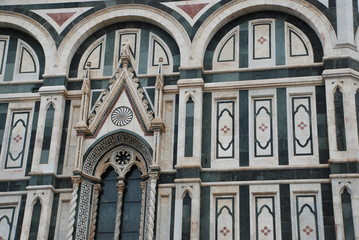 Florence Cathedral; building; architecture; facade; cathedral