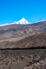 Amazing Landscape in Spiti Valley