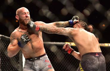 MMA: UFC 224- Lineker vs Kelleher