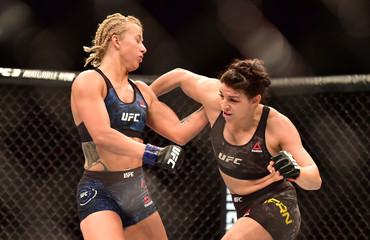 MMA: UFC 224- Dern vs Cooper
