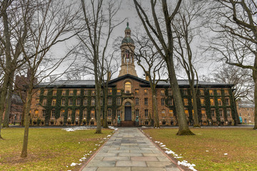Nassau Hall - Princeton University
