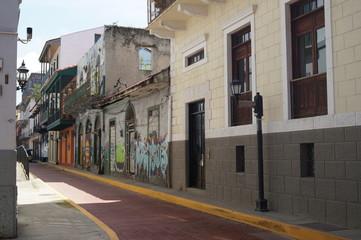 Panama streets