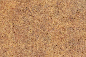 High Resolution Brown Recycled Cardboard Coarse Grain Mottled Grunge Background Texture