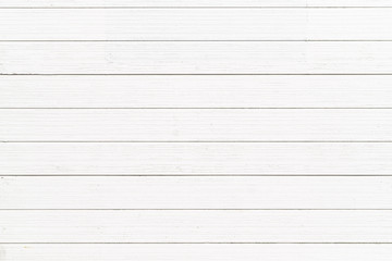 Painted white wood wall background